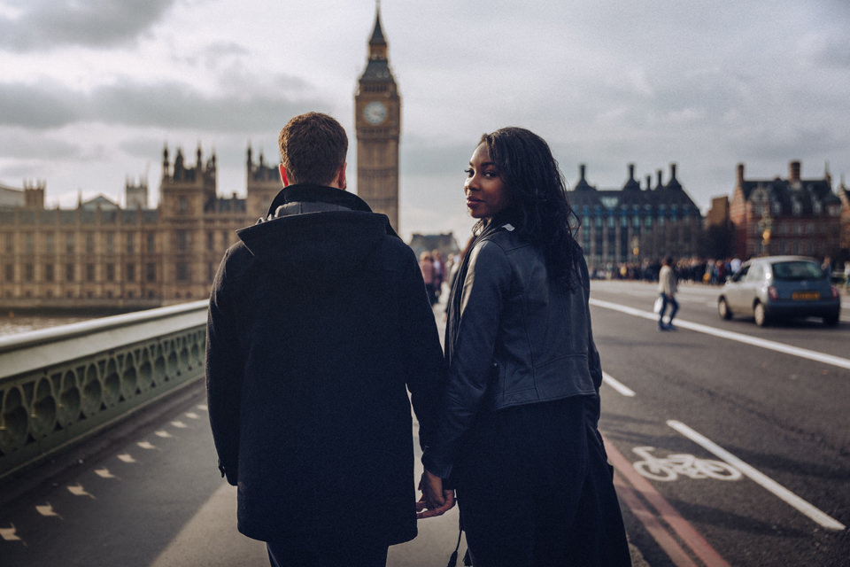 westminster bridge engagement