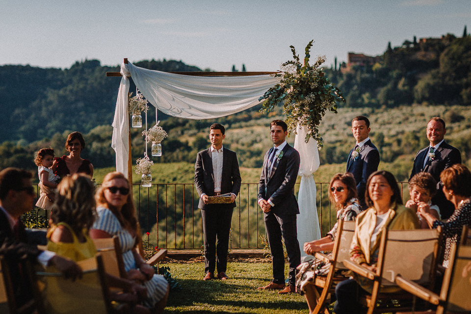 civil ceremony tuscany