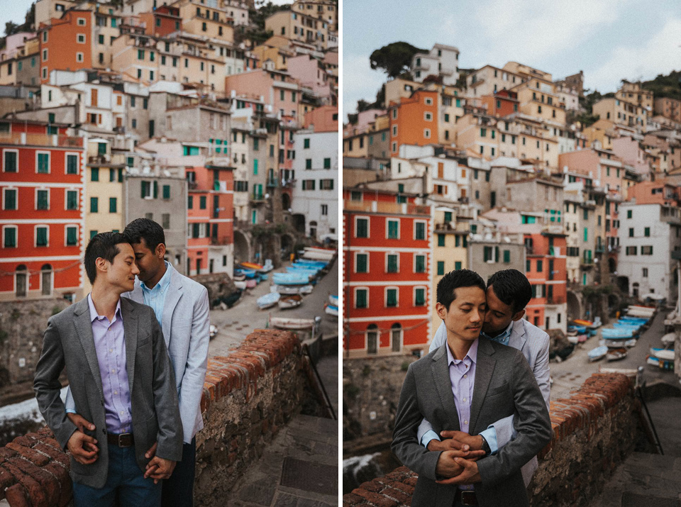 same sex engagement italy